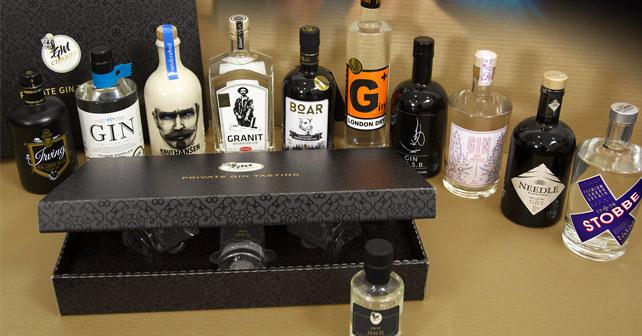 GinCharts.de Tasting-Box