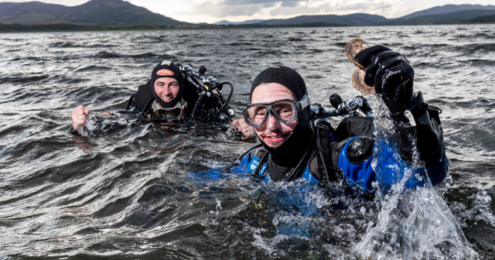 Glenmorangie Dornoch Firth Austern