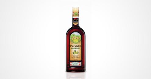Gurktaler Alpenkräuter Flasche