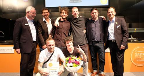 INTERNORGA Gastro Startup-Wettbewerb 2017 Sieger