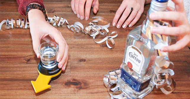 Jose Cuervo Gift-Package Spin the Shot