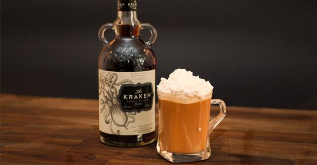 Kranken Rum Krakaccino