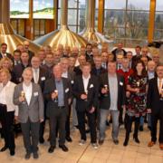 Krombacher Brauerei Betriebsjubiläum 2017
