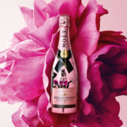 Moët & Chandon Rosé Impérial Capsule Collection