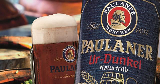 Paulaner Ur-Dunkel Naturtrüb neu