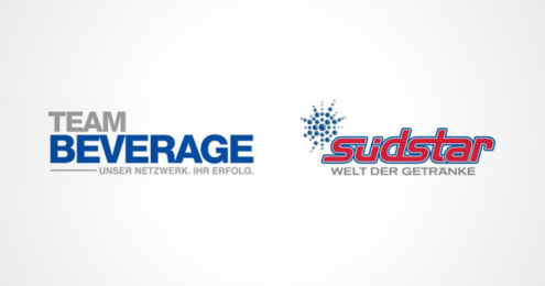Team Beverage Südstar Logos