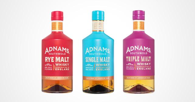 Adnams Whisky Range