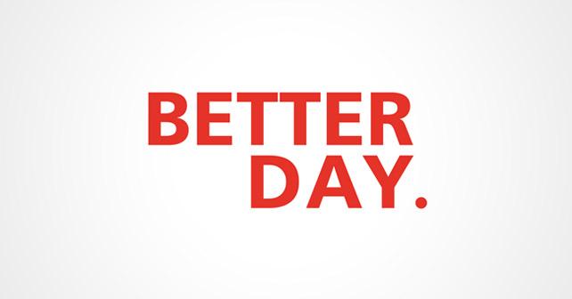 BETTER DAY Logo