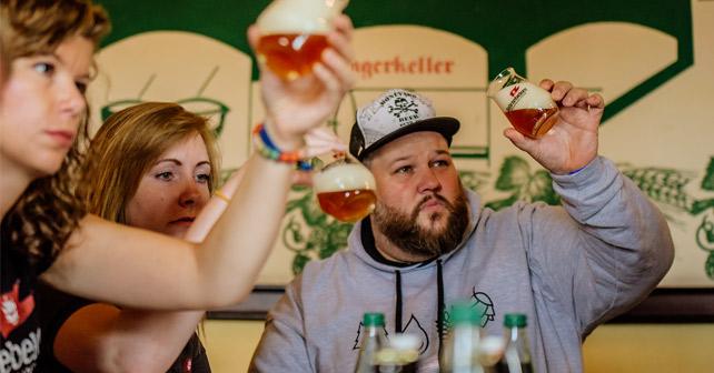 Deutsche Meisterschaft Hobbybrauer Jury