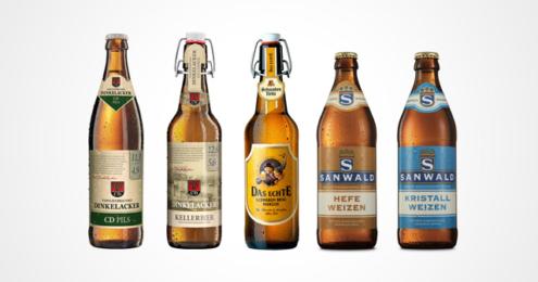 Dinkelacker DLG 2018 Biere
