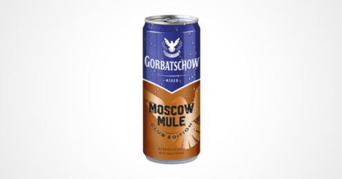 Gorbatschow Moscow Mule Club Edition Kupfer