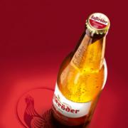 Hasseröder Flasche rot