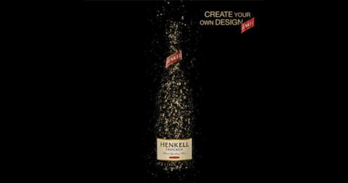 Henkell Create Your Own Design