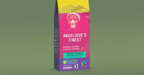 Kaffee-Kooperative.de Angelique's Finest