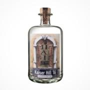 Kaiser Hill 16 Bavarian Dry Gin neues Design