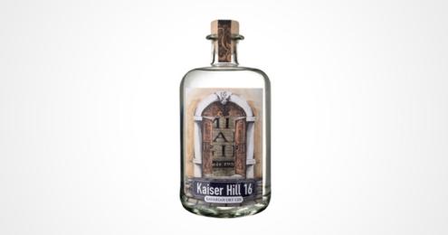 Kaiser Hill 16 Bavarian Dry Gin neues Design