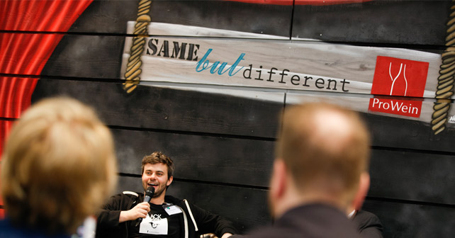 """ProWein """"same but different"""" 2017"""