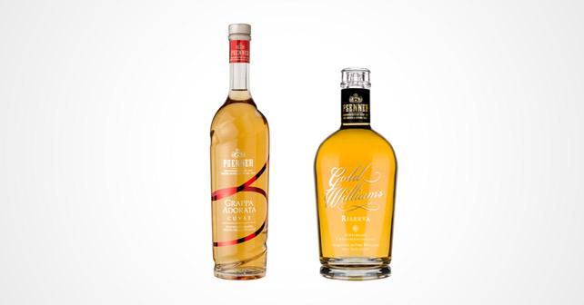 Psenner Grappa Adorata Cuvée und Gold Williams Riserva