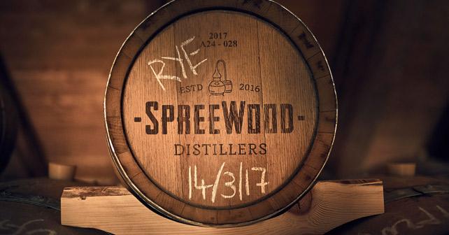 Spreewood Distillers Rye