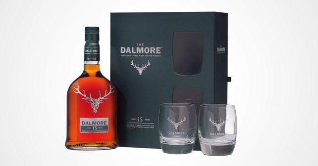 The Dalmore 15 yo Tumbler