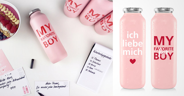 True Fruits Limited Editions Valentinstag 2018