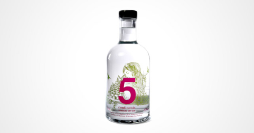5 continents Gin Springtime Edition 2018