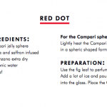 Red Dot by Marie Rausch