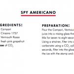Spy Americano by Mattia Pastori
