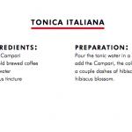 Tonica Italiana by Pipi Yalour