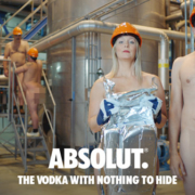 Abolut: The Vodka with nothing to hide