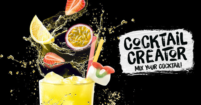SAUSALITOS BACARDÍ Cocktail Creator 2018