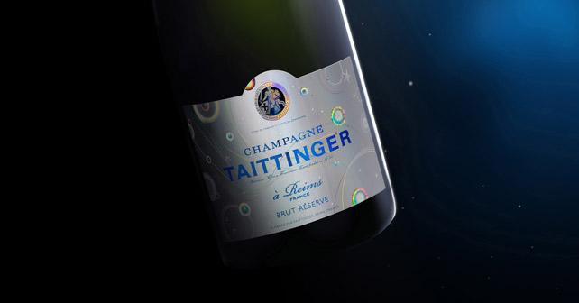 Champagne Taittinger Fußball-WM 2018