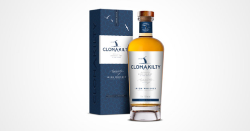 Clonakilty Virgin Oak Cask Blended Whiskey