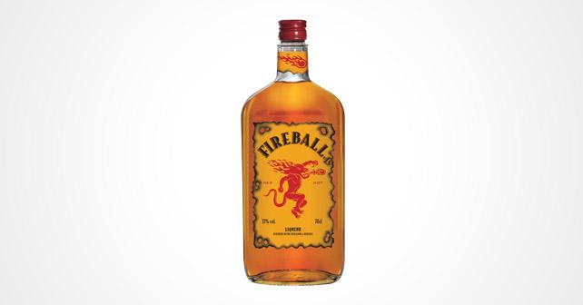 FIREBALL Flasche