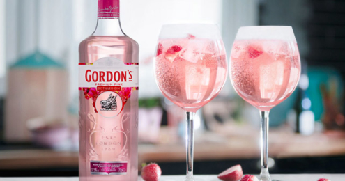Gordon's Pink Gin Drinks