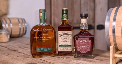 MOAW Jack Daniel's Produkte