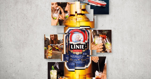 LINIE Aquavit The Journey 2018
