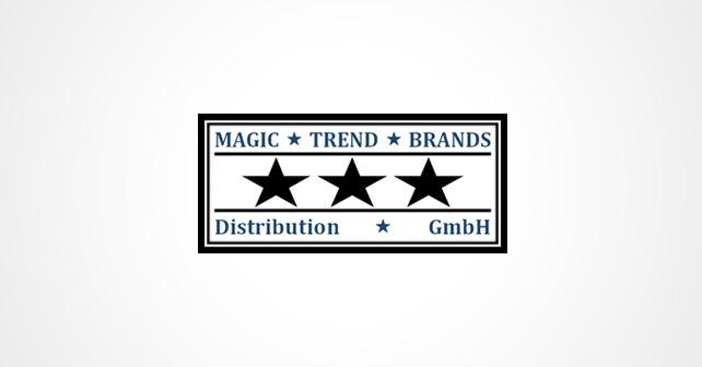 Magic Trend Brands Distribution Logo neu