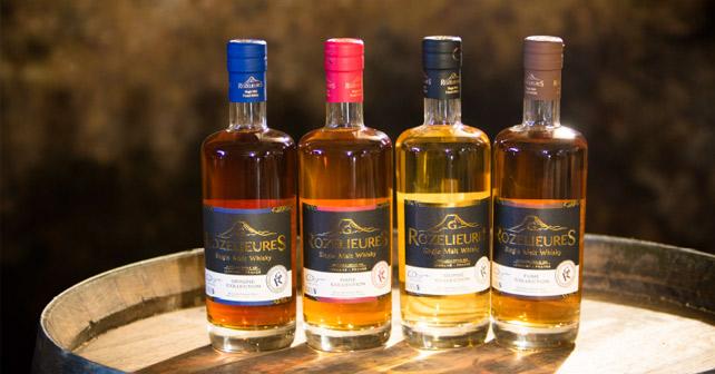 Rozelieures Whisky Range