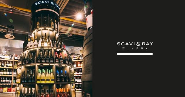 SCAVI & RAY POS Shop-in-Shop-Modul