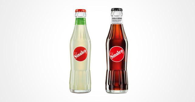 Sinalco Zitres Cola Zero