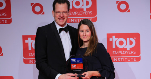 """Top Employers 2018"" PepsiCo Plink Stengele"
