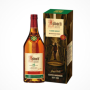 Asbach 15 Jahre neue Flasche