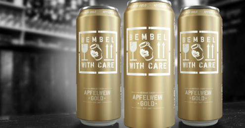 BEMBEL-WITH-CARE Apfelwein Gold