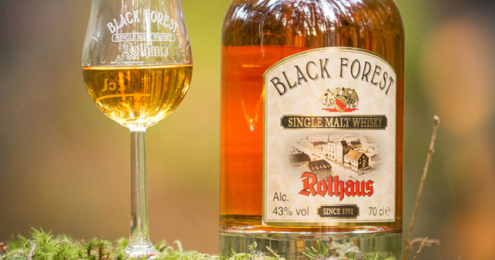 Black Forest Rothaus Whisky 2018