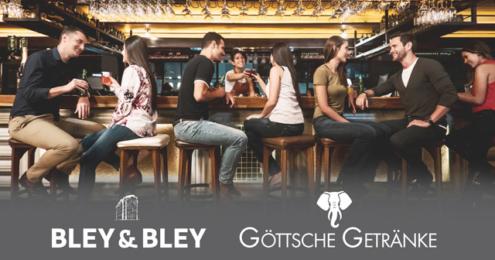 Bley & Bley und Göttsche Getränke Internorga