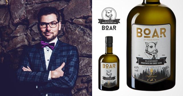 Teaser BOAR Gin Hannes Schmidt