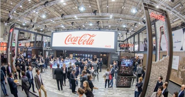 Coca-Cola Internorga Stand