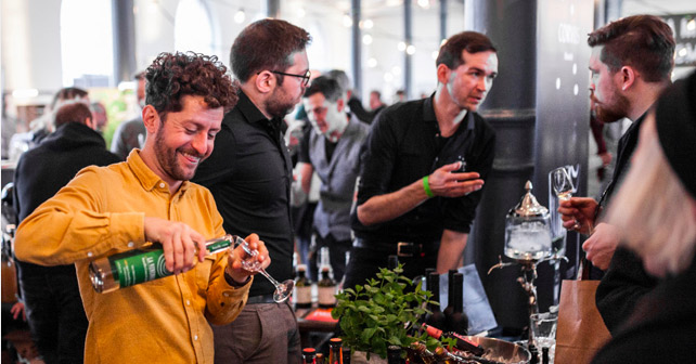 Craft Spirits Festival DESTILLE BERLIN 2018