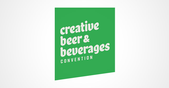 creative beer & beverages convention Logo